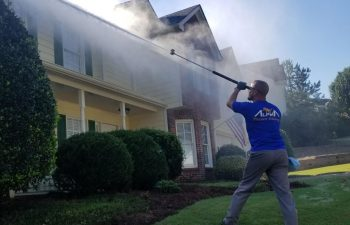 When Is the Best Time to Pressure Wash Your Home? Atlanta, GA